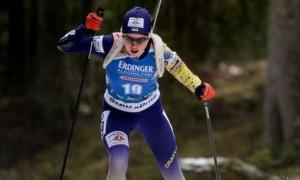 Давидова виграла індивідуальну гонку на чемпіонаті світу, Меркушина - найкраща з українок