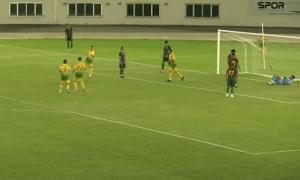 Полісся - Аланьяспор 1:0. Огляд матчу