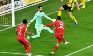 Баварія здобула вольову перемогу над дортмундською Боруссією у Бундеслізі