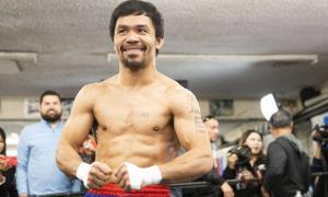 Пакьяо: Мені 40 років, а я досі голодний до боксу