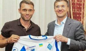 Караваєв назвав причини переходу в Динамо