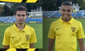 Буковина підписала двох вихованців харківського футболу