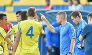 Збірна України U-18 розгромила Вірменію