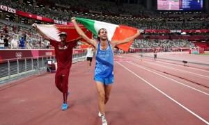 Два легкоатлети стали переможцями Олімпіади зі стрибків у висоту