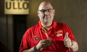 Тренер збірної Іспанії: Україна претендує на медалі Євробаскету