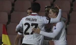 Спарта - Мілан 0:1. Огляд матчу