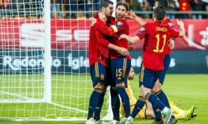 Іспанія – Румунія 5:0. Огляд матчу