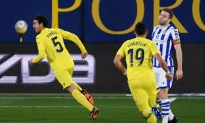 Реал Сосьєдад вирвав нічию у Вільярреала у 21 турі Ла-Ліги