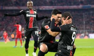 Баєр несподівано переміг Баварію у 13 турі Бундесліги
