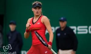 Ястремська програла у другому колі турніру у Москві