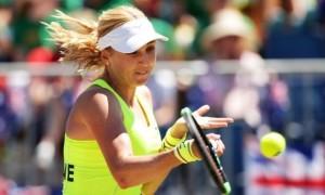 Кіченок пробилася в другий раунд парного розряду Roland Garros