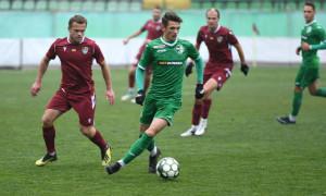 Карпати - Ужгород 0:5. Огляд матчу