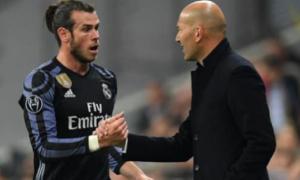 Зідан засудив уболівальників Реала через свист проти Бейла