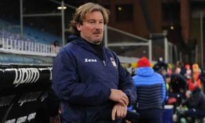Строппа звільнений з посади головного тренера Кротоне