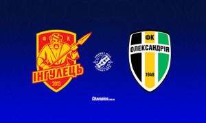 Інгулець - Олександрія: онлайн-трансляція матчу 19 туру УПЛ. LIVE