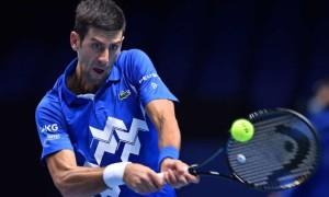 Джокович переміг Звєрєва та вийшов у півфінал Підсумкового турніру ATP