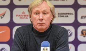 Михайличенко: Такий футбол нікому не потрібен