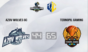 Ternopil Gaming переміг Azov Wolves у чемпіонаті України