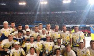 Україна перемогла Мексику та пробилась у плей-оф Універсіади