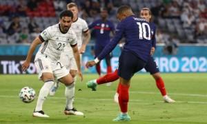 Франція - Німеччина 1:0. Огляд матчу