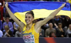 Бех-Романчук - найкраща легкоатлетка світу