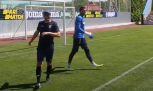 Шевченко забив Бущану п'ять пенальті на тренуванні. ВІДЕО