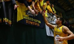 Київ-Баскет подовжив угоду з українським центровим