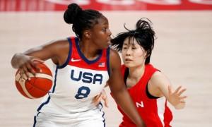 Збірна США виграла жіночий баскетбольний олімпійський турнір