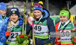 Журавок виграла першу особисту медаль Чемпіонату Європи