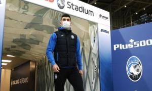Маліновський у стартовому складі Аталанти на матч з Лаціо