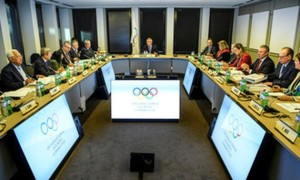 МОК призупинив кваліфікаційний олімпійський турнір