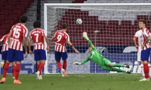 Атлетіко розгромив Мальорку у 34 турі Ла-Ліги