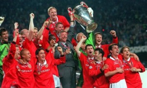 22 роки тому Манчестер Юнайтед створив фантастичний камбек у фіналі Ліги чемпіонів