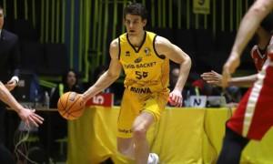 Форвард Київ-Баскета покинув клуб і перебрався в США