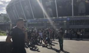 Геть Башенка – У Києві пройшов мітинг велосипедистів