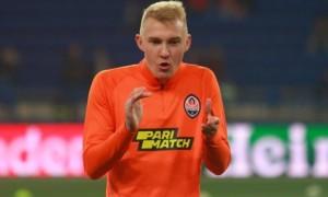 Коваленко став гравцем Аталанти