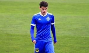 Футболіст Динамо поїде в оренду в Чехію