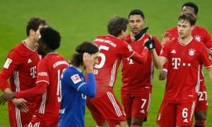 Баварія розгромила Шальке у 18 турі Бундесліги