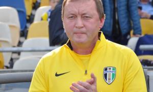 Шаран: Кубок України не є пріоритетним для нас турніром