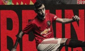 Манчестер Юнайтед оголосив про трансфер Фернандеша