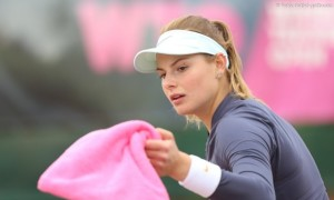Завацька вийшла до чвертьфіналу на турнірі ITF у Франції