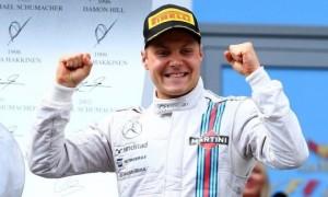Боттас виграв кваліфікацію Гран-прі Баку