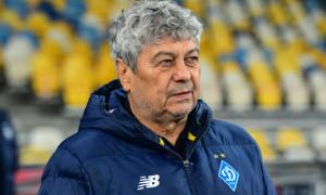 Буряк оцінив роботу Луческу у Динамо