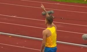 Українець з рекордом виграв чемпіонат Європи