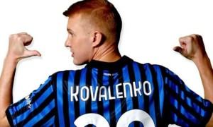 Коваленко дебютував у складі Аталанти