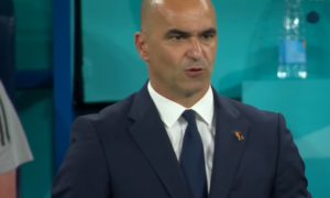 Мартінес: Збірна Бельгії показує стабільну гру останні п'ять років