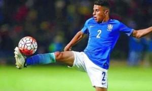 Додо отримав виклик у олімпійську збірну Бразилії