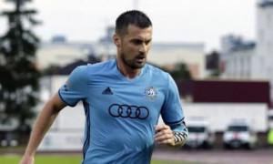 Мілевський забив гол у ворота БАТЕ