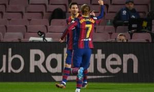 Дубль Мессі приніс Барселоні перемогу над Валенсією