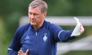 Хацкевич: Другий тайм вселяє оптимізм перед матчем у Києві